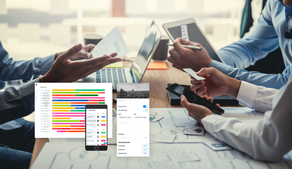 Get your stakeholders envision how to collaborate with Superapp® to improve processes